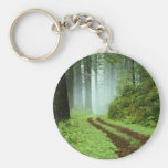 Forest Key Chain