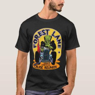 Forest Lane Haunted Cruise Reunion T-Shirt