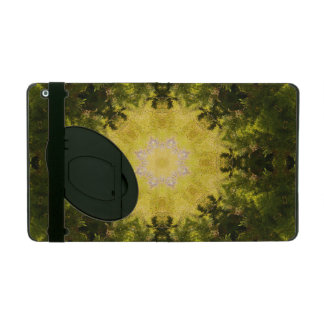 Forest Lore Mandala iPad Case