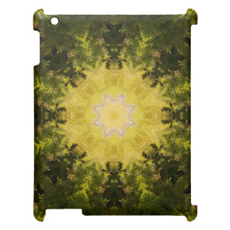 Forest Lore Mandala iPad Cases