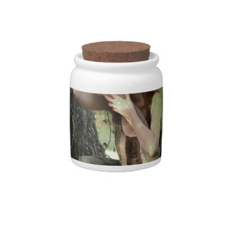 FOREST LOVE CANDY JAR