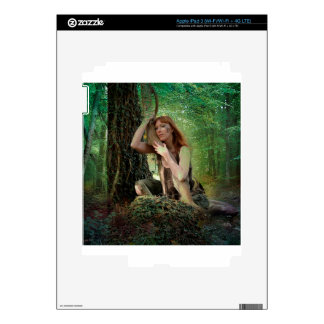 FOREST LOVE iPad 3 DECALS