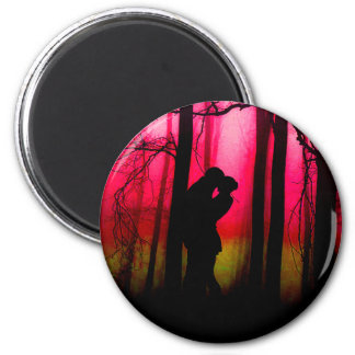 Forest Lovers Magnet