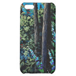 Forest magic flowers iPhone 5C covers