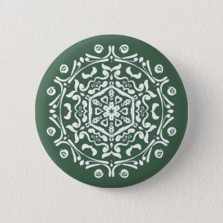 |Forest Mandala Button