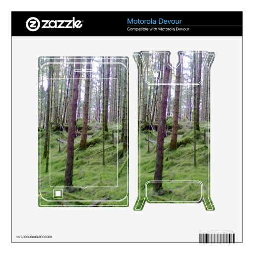 Forest many trees motorola devour skins
