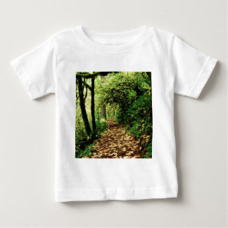 Forest Maple Lined Silver Trail Silver Falls Baby T-Shirt
