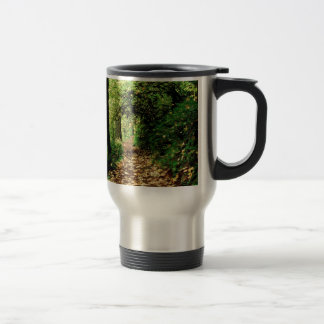 Forest Maple Lined Silver Trail Silver Falls Travel Mug