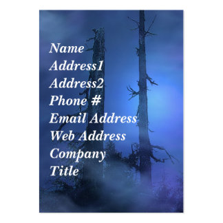 Forest Mists Business Cards