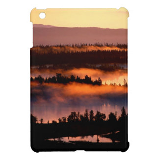 Forest Misty Valley Case For The iPad Mini