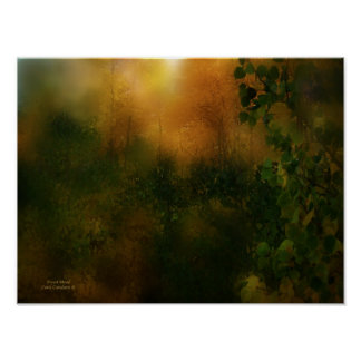 Forest Moods Art Mural Posters