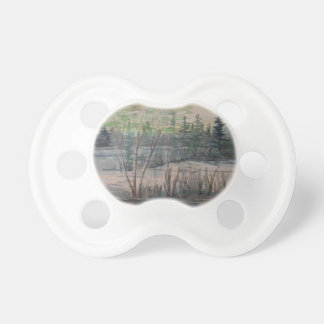 Forest Mysteries Revealed Pacifier