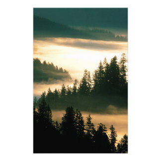 Forest National Indian Creek Custom Stationery