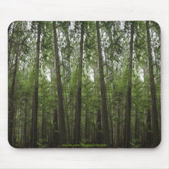 FOREST NATURE Inspiring Motivational Mousepads