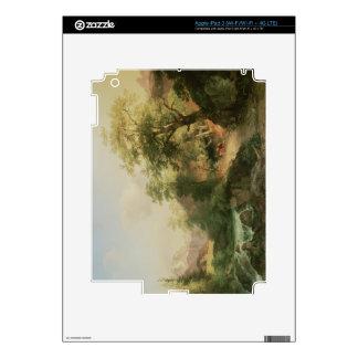 Forest near Vienna, 1852 (oil on canvas) iPad 3 Skins
