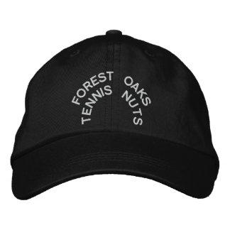 FOREST OAKS TENNIS NUTS!! BASEBALL CAP