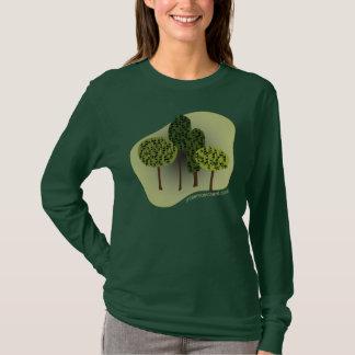Forest of Accidentals Dark Shirt