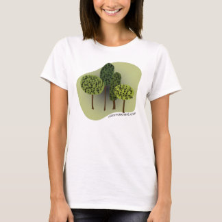 Forest of Accidentals Women's Shirt