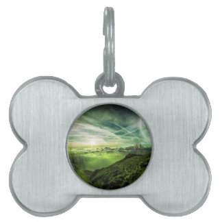 Forest Of Another World Pet ID Tag
