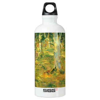 Forest of Compiegne by Berthe Morisot Aluminum Water Bottle
