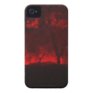Forest of Faerie Blood iPhone 4 Case
