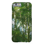 Forest of Palm Trees Tropical Green Barely There iPhone 6 Case