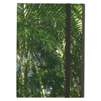 Forest of Palm Trees Tropical Green iPad Air Covers