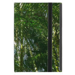 Forest of Palm Trees Tropical Green iPad Mini Covers