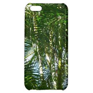 Forest of Palm Trees Tropical Green iPhone 5C Cover