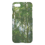 Forest of Palm Trees Tropical Green iPhone 7 Case