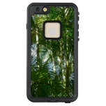 Forest of Palm Trees Tropical Green LifeProof® FRĒ® iPhone 6/6s Plus Case