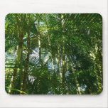 Forest of Palm Trees Tropical Green Mouse Pad