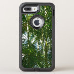 Forest of Palm Trees Tropical Green OtterBox Defender iPhone 7 Plus Case