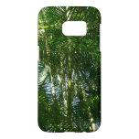 Forest of Palm Trees Tropical Green Samsung Galaxy S7 Case