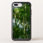 Forest of Palm Trees Tropical Green Speck iPhone Case