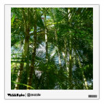 Forest of Palm Trees Tropical Green Wall Sticker