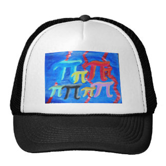 Forest of Pi Trucker Hat