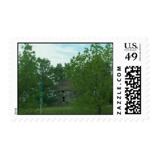 Forest Of South Dakota Postage Stamps