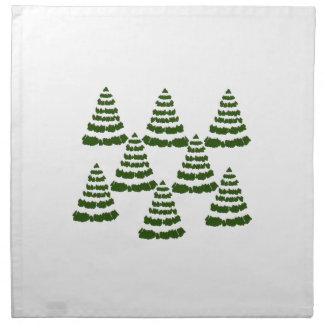 FOREST OF WONDERS CLOTH NAPKIN
