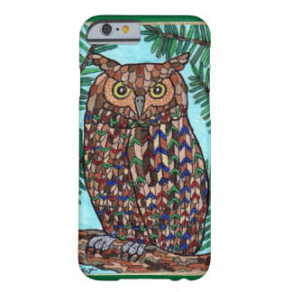 Forest Owl Barely There iPhone 6 Case