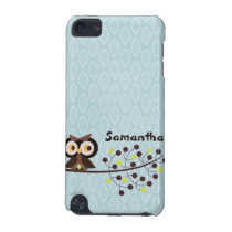 Forest Owl Woodland Hoot IPod Touch Speck Case
