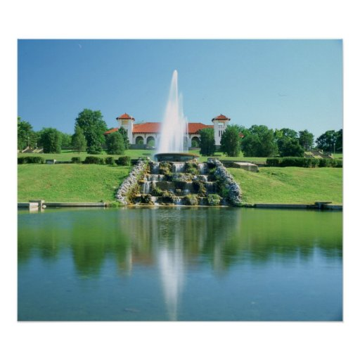 FOREST PARK FOUNTAIN POSTERS
