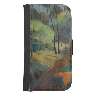 Forest Path, 1920 Galaxy S4 Wallet Case