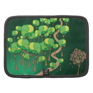 Forest Path Folio Planner