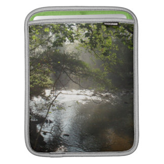 Forest Path in Denmark iPad Sleeves