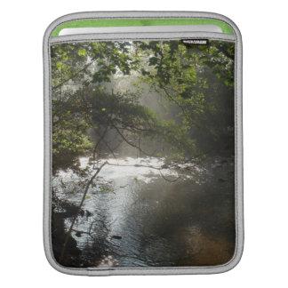 Forest Path in Denmark iPad Sleeve