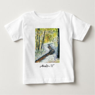 FOREST PATH Infant T-Shirt