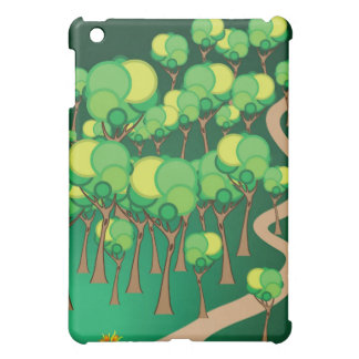 Forest Path iPad Case