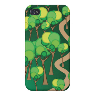 Forest Path iPhone 4/4S Case