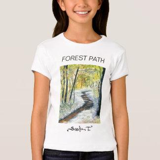 FOREST PATH  Kids T-Shirt